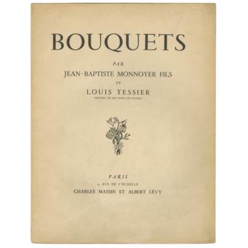 BOUQUETS TITLE PAGE