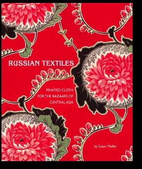 Russian Textiles by Susan Meller