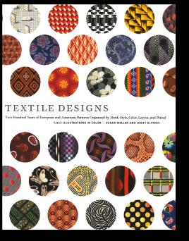 Textile Designs by Susan Meller