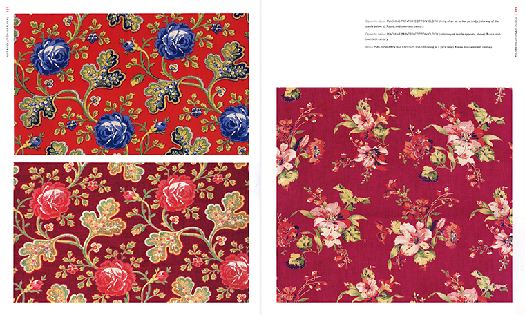 Russian Textiles - Chapter 4