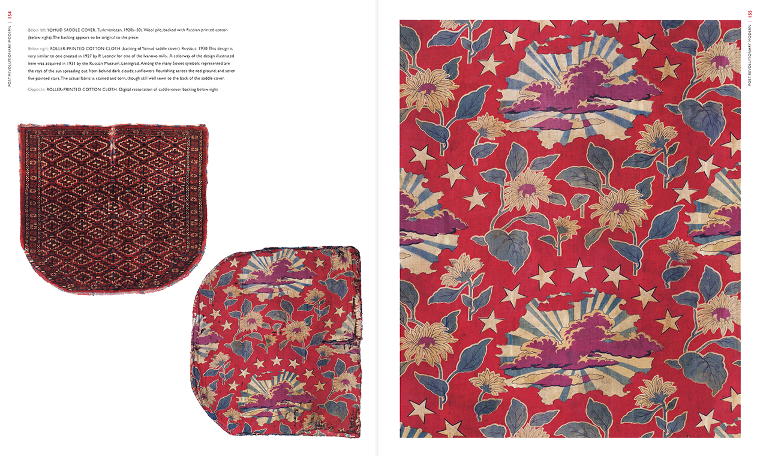 Russian Textiles - Chapter 5