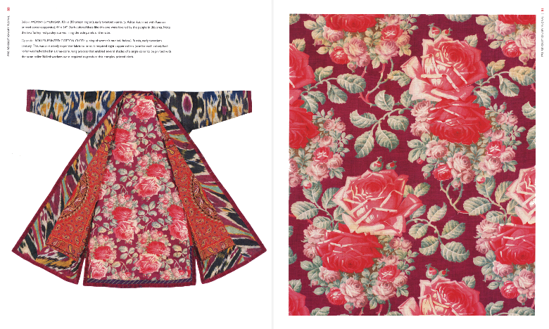 Russian Textiles - Chapter 2