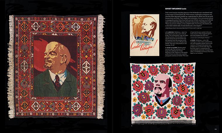 Silk and Cotton - Soviet Influence