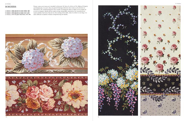 Textile Designs - Floral