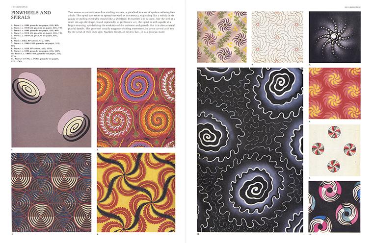 Textile Designs - Geometric