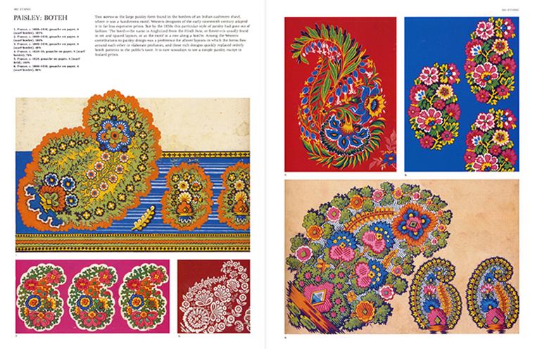 Textile Designs - Ethnic
